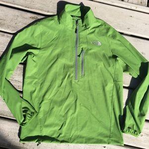 Men's North Face jacket windbreaker